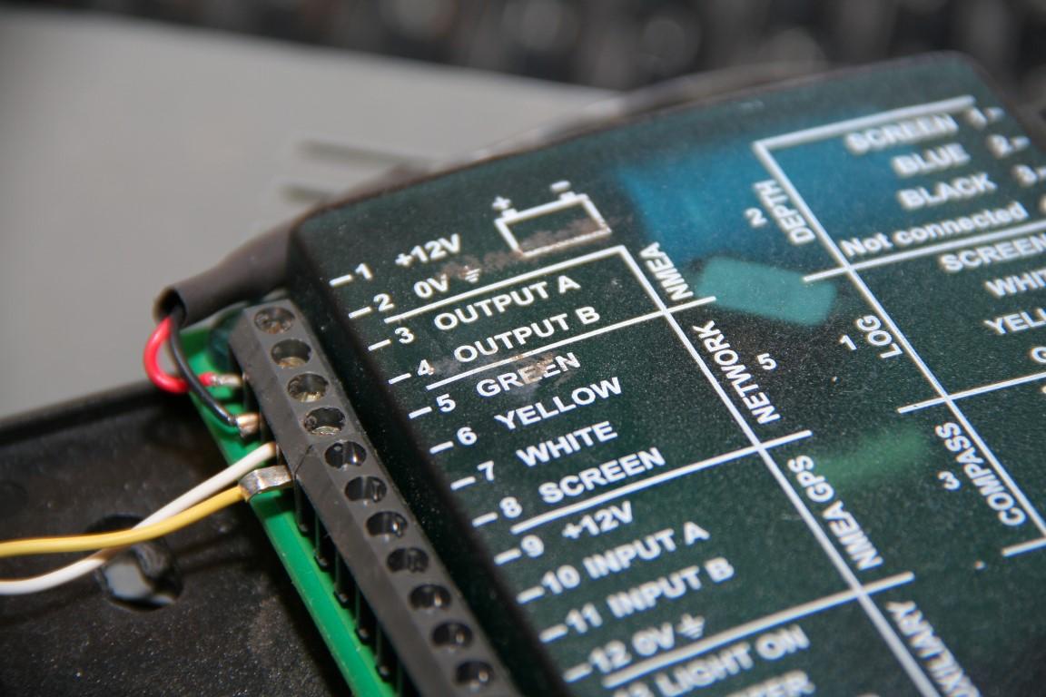Marine electronics, NMEA and Arduino | skrue